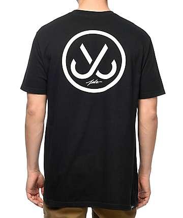 JSLV Hooks 2 Select Black T-Shirt