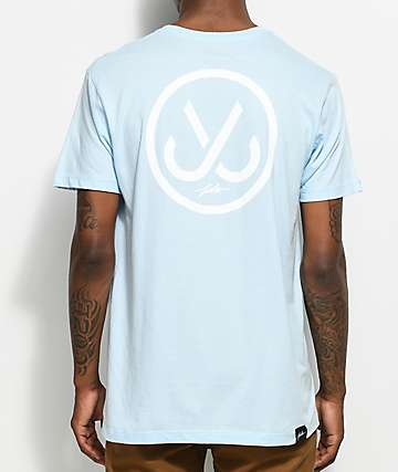 JSLV Hooks 2 Select Powder Blue T-Shirt