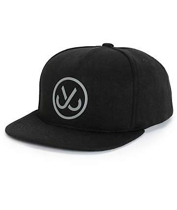 JSLV Hooks Fleece Snapback Hat