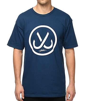 JSLV Hooks Harbor Blue T-Shirt