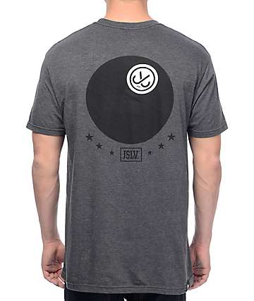 JSLV J-Ball Select Charcoal T-Shirt