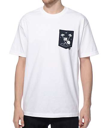 JSLV Leisure Pocket T-Shirt