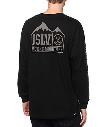 JSLV Moving Long Sleeve T-Shirt
