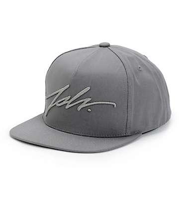 JSLV Signature Snapback Hat