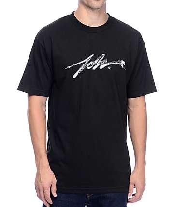 JSLV Snake Black T-Shirt