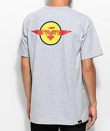 JSLV Spirit Select camiseta gris con bolsillo