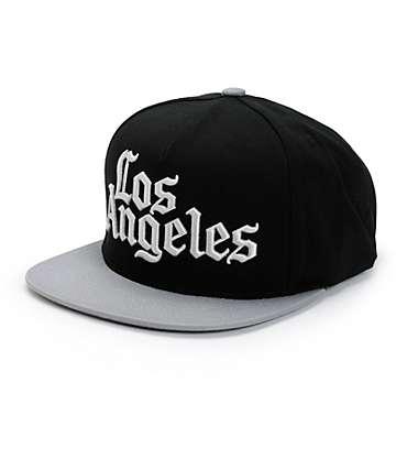 JSLV Times Snapback Hat