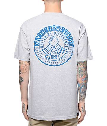 JSLV Union Pocket T-Shirt