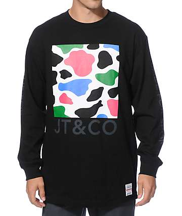 JT & CO Made For Sport Long Sleeve T-Shirt