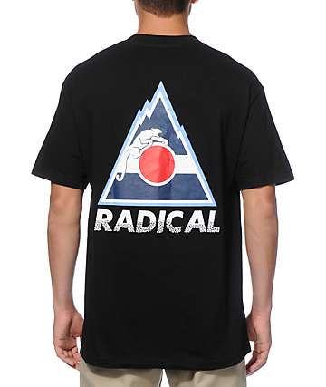 JT & CO Radical Panther T-Shirt