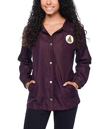 JV By Jac Vanek Inari Pizza chaqueta entrenador