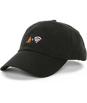 JV By Jac Vanek Pizza + Wifi Baseball Hat