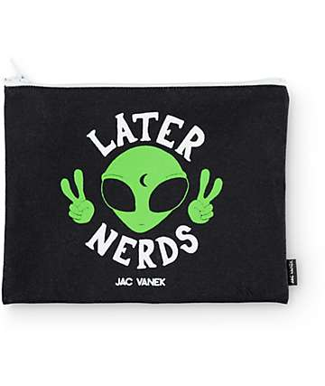 Jac Vanek Later Nerds Pouch