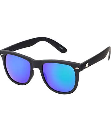 Jack Martin Frisky Business Matte Black Highwear Sunglasses