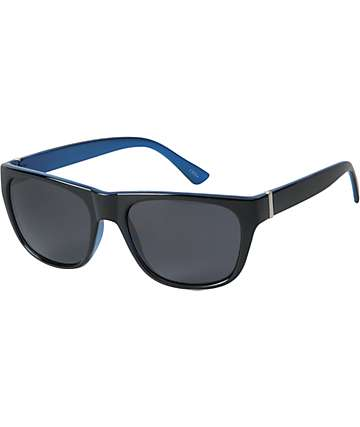 Jack Martin International Criminal Black Sunglasses