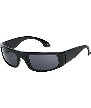 Jack Martin Peyton Black Smoke Sunglasses
