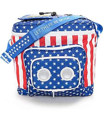 Jammypack Freez-Dom Ringer Cooler & Speaker