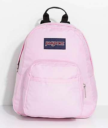 Jansport Half Pint Pink Mist 10L mochila rosa
