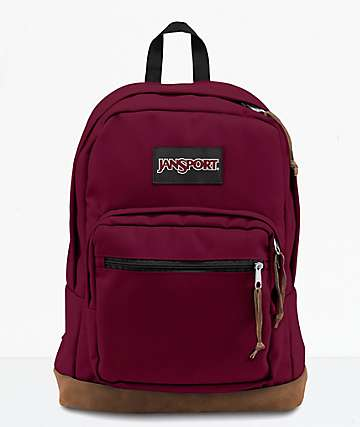Jansport Right Pack 31L mochila roja