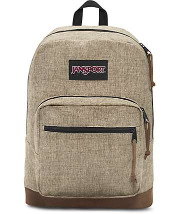 Jansport Right Pack Desert Beige 31L Backpack