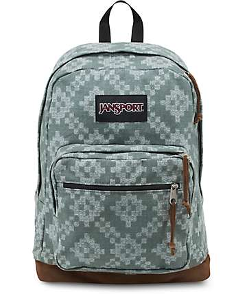 Jansport Right Pack Diamond Fade Backpack