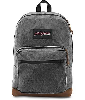 Jansport Right Pack Digital Edition 31L mochila en blanco y negro