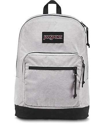 Jansport Right Pack Digital Heather Grey 31L Backpack