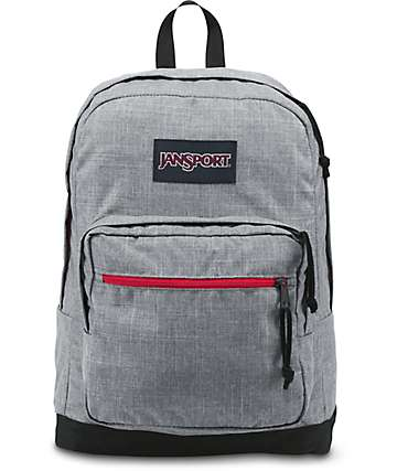 Jansport Right Pack Expressions 31L Grey Marl Backpack