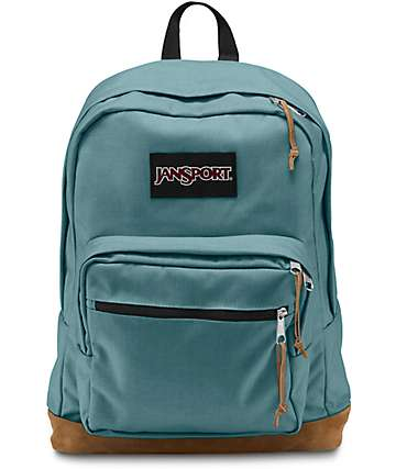 Jansport Right Pack Frost Teal Backpack