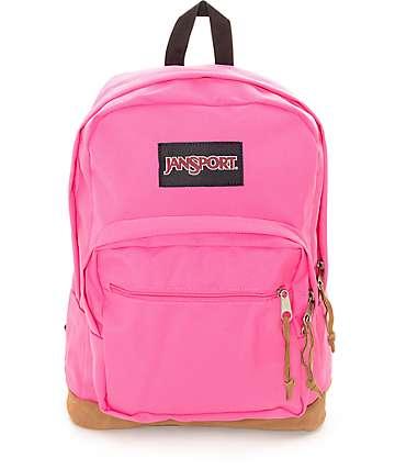 Jansport Right Pack Lipstick Kiss Backpack