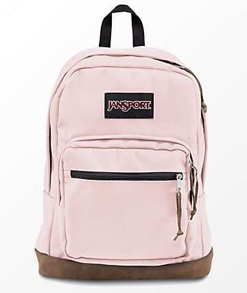 Jansport Right Pack Pink Blush 31L Backpack