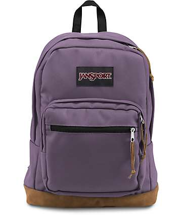 Jansport Right Pack Purple Frost Backpack