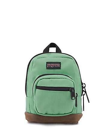 Jansport Right Pouch Malachite .05L mochila mini en verde