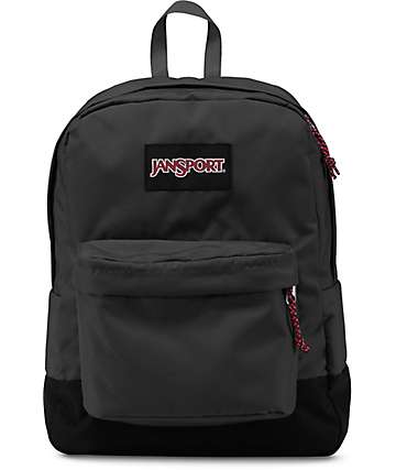 Jansport Superbreak Forge Grey 25L Backpack