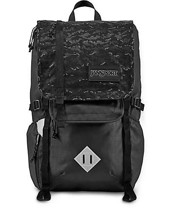 Jasnport Hatchet Special Edition Black Reflective 28L Backpack