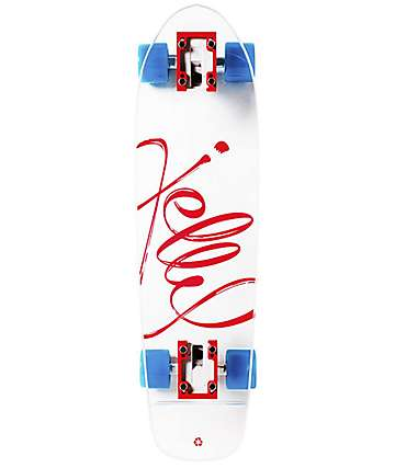 "Jelly Kingslayer 26"" Burn Cruiser Complete Skateboard"