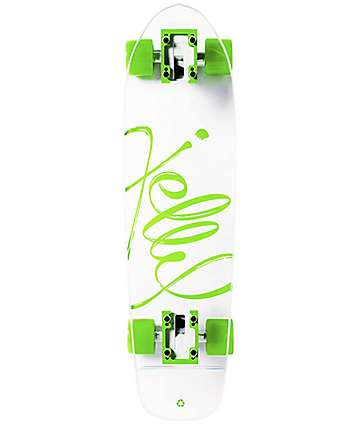 "Jelly Kingslayer 26"" Lime Cruiser Complete Skateboard"