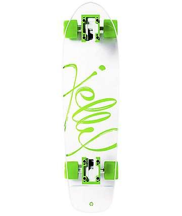 """Jelly Kingslayer 26"""" Lime cruiser completo de skate"""