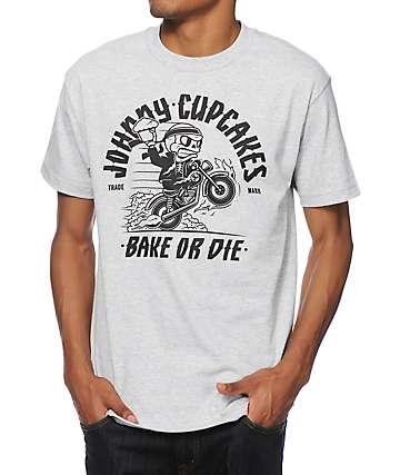 Johnny Cupcakes Bake Or Die T-Shirt