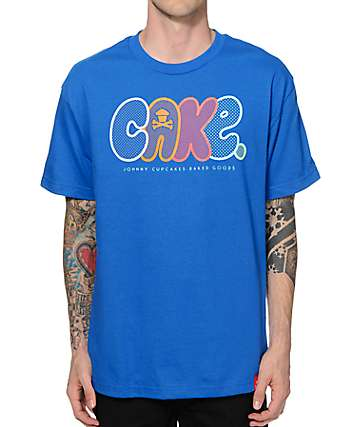 Johnny Cupcakes Cake T-Shirt