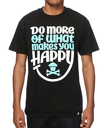 Johnny Cupcakes Happiness T-Shirt