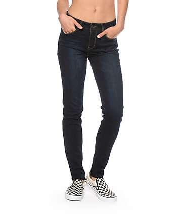 Jolt Drifter Dark Wash Skinny Jeans