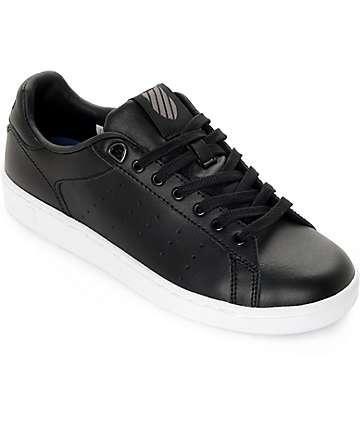 K-Swiss Clean Court CMF Black Shoes
