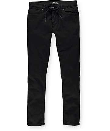 KR3W K Skinny Fit Jeans