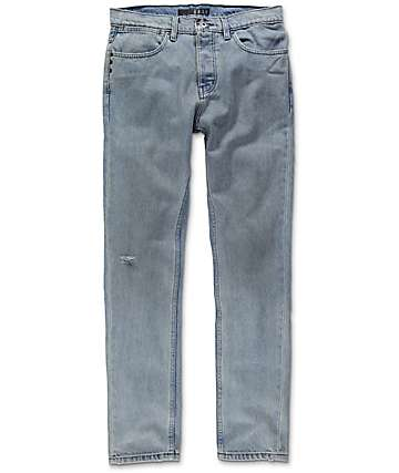 KR3W K Standard Beach Bum Light Wash Jeans