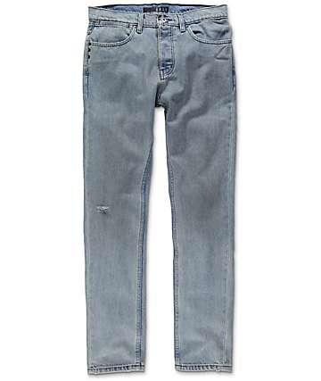 KR3W K Standard Beach Bum Light Wash Jeans