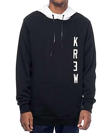 KR3W Lockerdown Black Hoodie