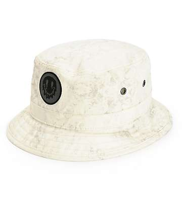 KR3W Melt Face Bucket Hat