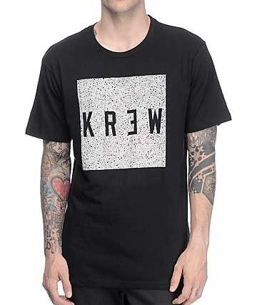 KR3W Penta Square Black T-Shirt