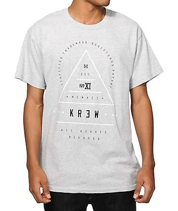 KR3W Pyramid T-Shirt